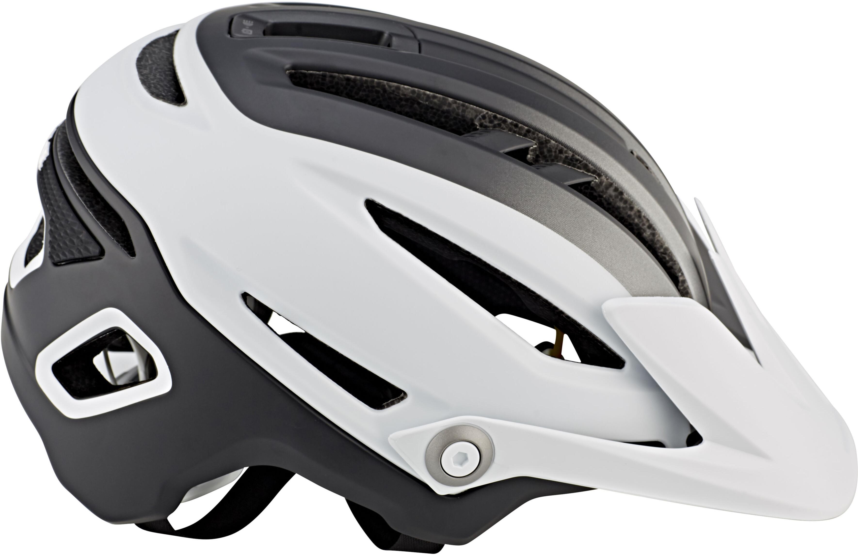 bell sixer mips mtb helmet matte white black online kaufen. Black Bedroom Furniture Sets. Home Design Ideas